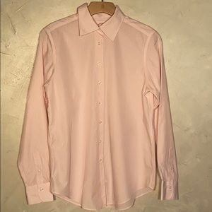 Brooks Brothers Pin Stripe  Classic Button Down
